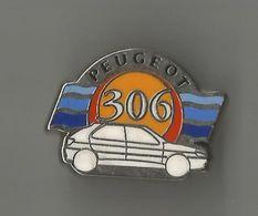 Pin's Peugeot 306° - Peugeot
