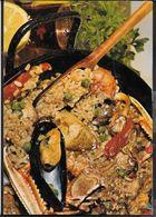 PAELLA VALENCIANA - VIAGGIATA 1993 - Ricette Di Cucina