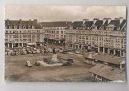 BEAUVAIS - Place Jeanne Hachette - Garage Renault - Beauvais