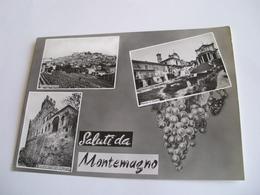 Asti - Saluti Da Montemagno - Asti