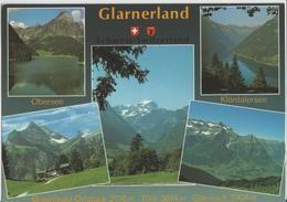 Glarnerland - Obersee, Klöntalsee, Braunwald, Ortstock, Tödi, Glärnisch - GL Glaris