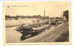 LOMMEL  Sluis L Blauwe Kel    Peniche  Canal  Ecluse - Lommel