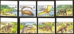 Salomon Solomon Islands 2006 Yvertn° 1194-1201 *** MNH Cote 16,50 Euro Faune Préhistorique - Salomon (Iles 1978-...)