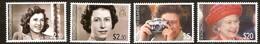 Salomon Solomon Islands 2006 Yvertn° 1168-1171 *** MNH Cote 13,50 Euro La Reine Elisabeth II - Salomon (Iles 1978-...)