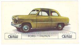 "Chromo Chocolat Cemoi, Ford "" Taunus "" - Chocolat"