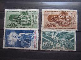 VEND BEAUX TIMBRES DE POSTE AERIENNE D ' INDE N° 7 - 10 , X !!! - India (1892-1954)
