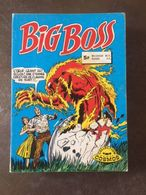 BIG BOSS 2EME SERIE RECUEIL 5512 (N°25-26-27)  - Editions AREDIT - 1976 - BON ETAT - Arédit & Artima