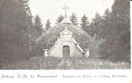 Chimay - Abbaye N.-D.-S.-J. De Scourmont - Tombeau Du Prince De Chimay Fondateur - Chimay
