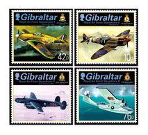 Gibraltar 2013 Aircraft Bomber Royal Air Force RAF Spitfire Avro Flying Boat 4V - Gibraltar