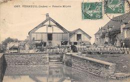 36-VERNEUIL- POTERIE MIJOIN - France