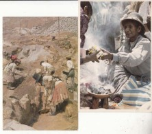 Bolivie - Lot De  14 Cartes -  Achat Immédiat - Bolivie