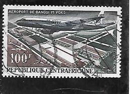 TIMBRE OBLITERE  DE CENTRAFRIQUE DE 1967 N° MICHEL 127 - Central African Republic