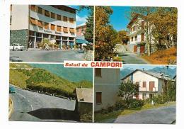 SALUTI DA CAMPORI - ALBERGO RISTORANTE BERNERO VIAGGIATA FG - Lucca
