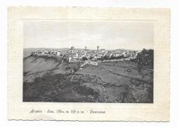 ANCONA - PANORAMA  VIAGGIATA FG - Ancona