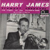 Disque 45 Tours HARRY JAMES Et Son Orchestre - Hard Rock & Metal