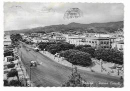MESSINA  -PIAZZA CAIROLI   VIAGGIATA FG - Messina