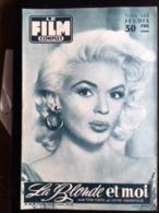 Film Complet La Blonde Et Moi Tom Ewell Jayne Mansfield 4eme De Couve Nicole Berger Gerard Philipe - Journaux - Quotidiens