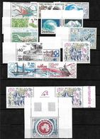 #B63# TAAF COMPLETE YEARSET 1989 MNH**. - Full Years