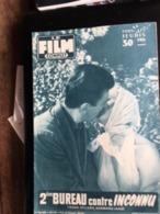 Film Complet 2eme Bureau Contre Inconnu Frank Villard Barbara Laage 4eme De Couve Natalie Wood - Autres