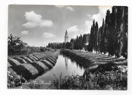 AQUILEIA - VIA FLUVIALE  - VIAGGIATA FG - Udine