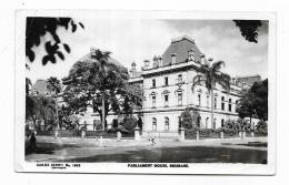 BRISBANE - PARLIAMENT HOUSE -  VIAGGIATA FP - Brisbane