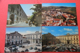 Potenza 4 Cartoline Con Auto - Unclassified