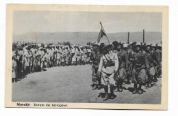 MACALLE' - ENTRATA DEI BERSAGLIERI  - NV FP - Ethiopia