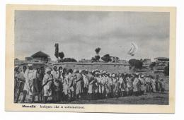 MACALLE'  -  INDIGENI CHE   SI SOTTOMETTONO  - NV FP - Ethiopia