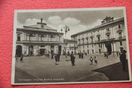 Potenza Piazza Pagano 1940 - Unclassified