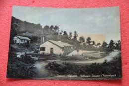 Potenza Rifreddo Villaggio Turistico Particolare 1953 - Unclassified