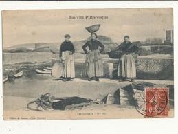 64 BIARRITZ PITTORESQUE SARDINIERES - Biarritz