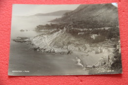 Maratea Potenza Veduta Aerea Sul Porto 1962 - Unclassified