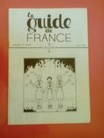 Mai 1939 LA GUIDE DE FRANCE Scoutisme Scouts Jeannettes - En Corse, Guides Espagnoles Pendant La Guerre, St-Pierre-&-Miq - Sport