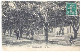 Cpa Roquevaire - Le Cours - Roquevaire