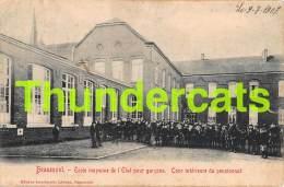 CPA BEAUMONT ECOLE MOYENNE DE L'ETAT POUR GARCONS - Beaumont