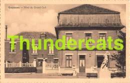 CPA  GERPINNES HOTEL DU GRAND CERF - Gerpinnes