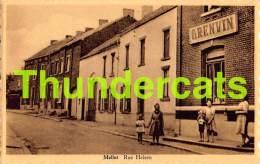 CPA  MELLET  RUE HELSEN GRENVIN - Les Bons Villers