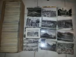 FRANCE - Lot D'environ 1550 Cartes Semi Moderne Noir Et Blanc 10.5 X 14.5 Cm - Cartoline