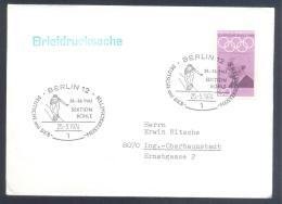 Germany 1974 Cover: Sport Bowling; Deutshce Und DKB Meisterschaften - Boule/Pétanque