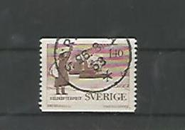 A05604)Schweden 435 A Gest. - Schweden