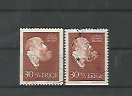 A05611)Schweden 461 C + Du Gest. - Schweden