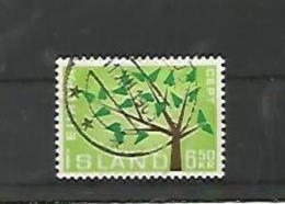 A05674)Island 365 Gest., Cept - 1944-... Republik
