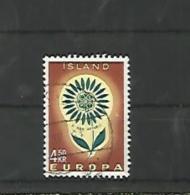 A05680)Island 385 Gest., Cept - 1944-... Republik