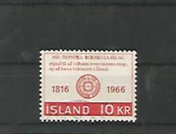 A05686)Island 407 Gest. - 1944-... Republik