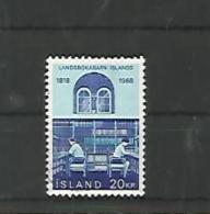 A05689)Island 423 Gest. - 1944-... Republik