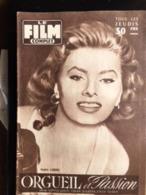 Film Complet Orgueil Et Passion Sophia Loren Frank Sinatra Cary Grant 4eme De Couve Greer Garson Clark Gable - Journaux - Quotidiens