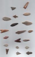 Box109 Flêches Du Néolithique Du Sahara - Archéologie