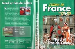 J Aime La France En DVD Nord Et Pas De Calais - Documentary