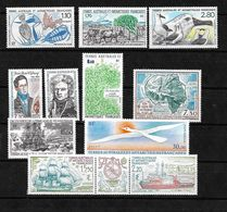 #B65# TAAF FAST COMPLETE YEARSET 1990 MNH**. - Full Years