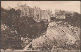 The Bay Hotel, Falmouth, Cornwall, 1918 - Frith's Postcard - Falmouth